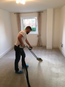 End of tenancy cleaning Hampstead NW3
